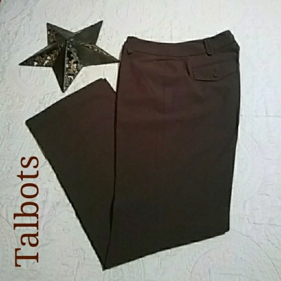 Talbots Pants - Talbots Woman Dress Pants